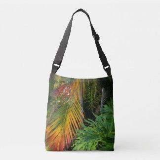 Palm Glow Cross Body Bag
