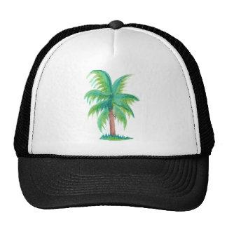 Palm Mesh Hats