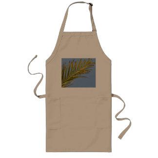 Palm Leaf Long Apron