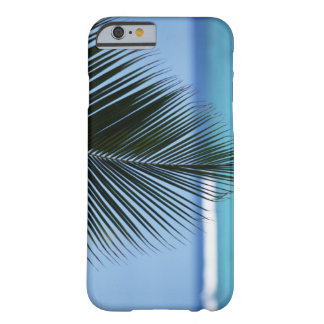 Palm leaf barely there iPhone 6 case