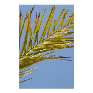 Palm Leaf Custom Flyer
