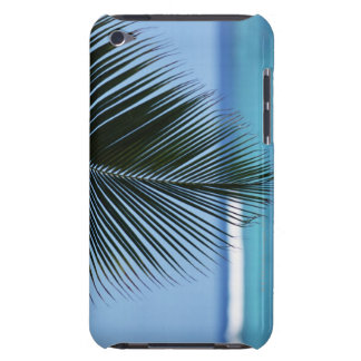 Palm leaf iPod touch Case-Mate case