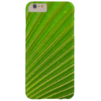 Palm Leaf Macro Barely There iPhone 6 Plus Case