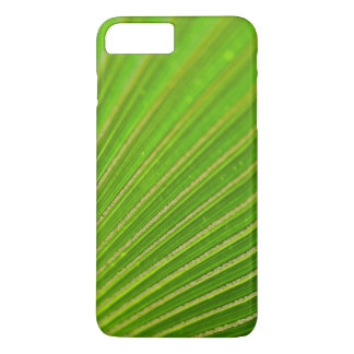 Palm Leaf Macro iPhone 7 Plus Case