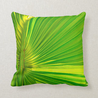 Palm leaf pillow/cushion cushion