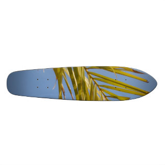 Palm Leaf Custom Skateboard