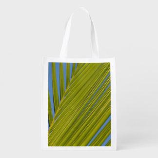 Palm Leaf Grocery Bag