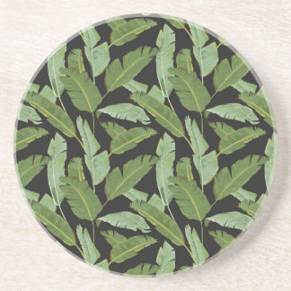 Palm Leaves Coaster
