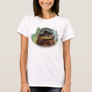 Palm Oil Orangutan Conservation T-Shirt