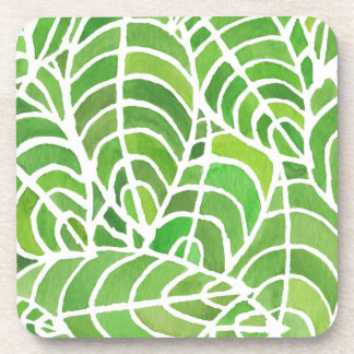 Palm Room Set of Coasters