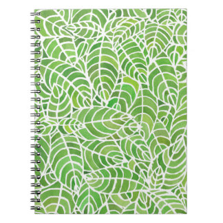 Palm Room Spiral Notebook