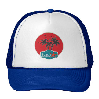 Palm Sommer Logo Mesh Hats