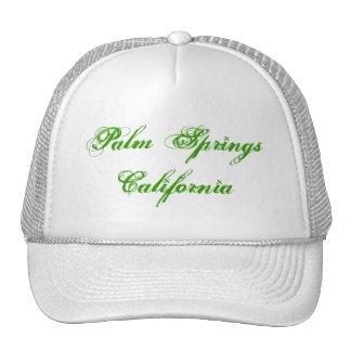 Palm Springs  California Trucker's hat