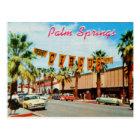 Palm Springs, California - Vintage Postcard