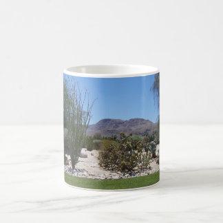palm springs coffee mug