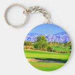 Palm Springs Golf.JPG Key Chain