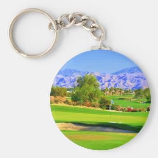 Palm Springs Golf.JPG Key Ring