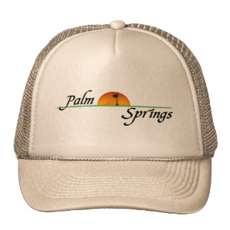 Palm Springs Mesh Hat