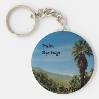 Palm Springs Key Ring