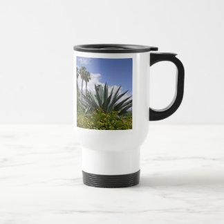 Palm Springs Landscape Stainless Steel Travel Mug