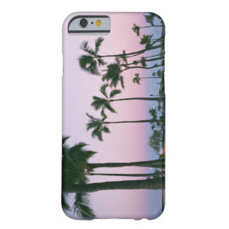 Palm Tree 2 Barely There iPhone 6 Case