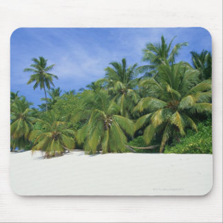 Palm Tree 3 Mouse Mat