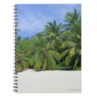 Palm Tree 3 Notebook