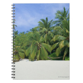 Palm Tree 3 Spiral Notebook