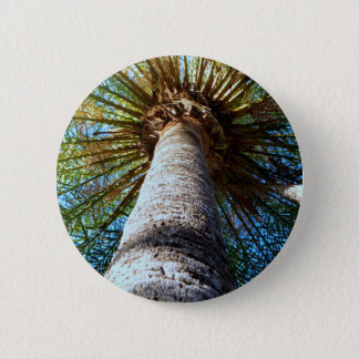 """Palm Tree"" 6 Cm Round Badge"