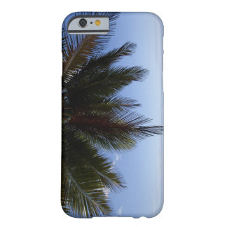 Palm tree along Caribbean Sea. Barely There iPhone 6 Case