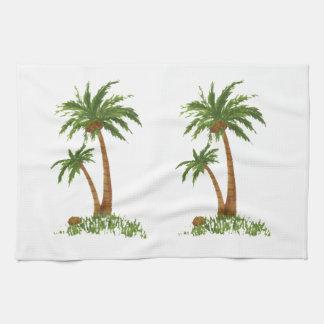 Palm Tree American MoJo Kitchen Towel