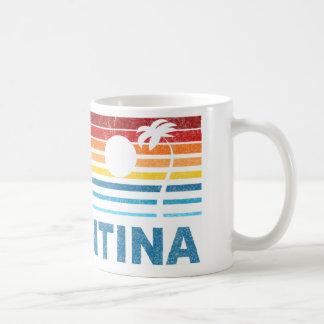 Palm Tree Argentina Coffee Mug