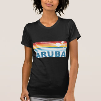 Palm Tree Aruba Tshirt