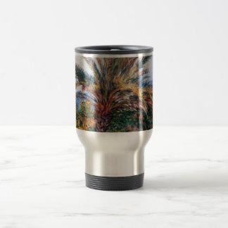 Palm Tree at Bordighera - Claude Monet Mugs