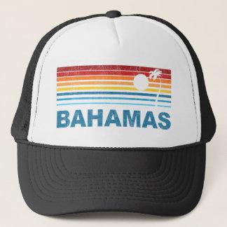 Palm Tree Bahamas Trucker Hat