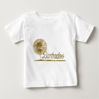 Palm Tree Barbados Baby T-Shirt