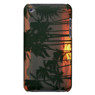 Palm Tree Barely There iPod Cover