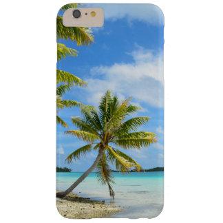 Palm tree beach iPhone 6 plus case