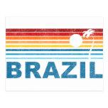 Palm Tree Brazil Postcards