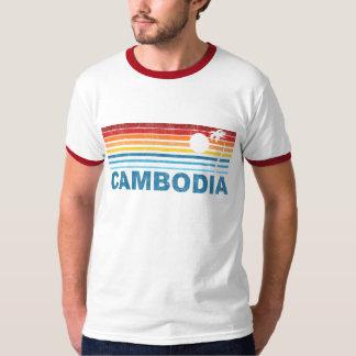 Palm Tree Cambodia T-Shirt