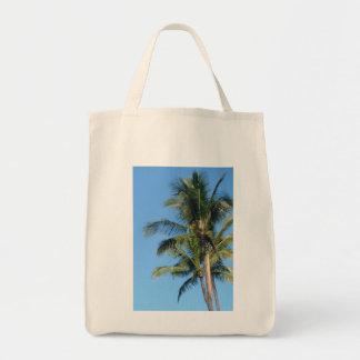 *Palm Tree* Canvas Tote Bag