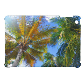 Palm tree case for the iPad mini