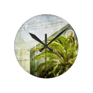Palm Tree :) Clocks