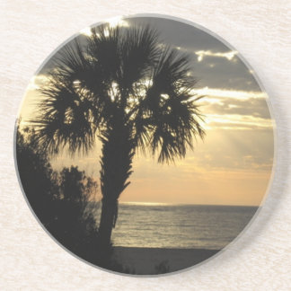 Palm Tree Coasters