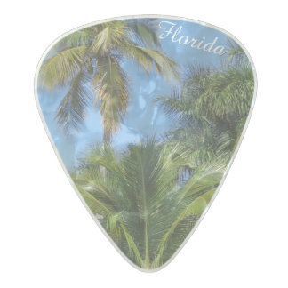 Palm Tree Guitar Picks