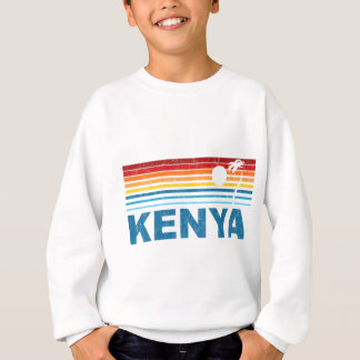 Palm Tree Kenya Sweatshirt