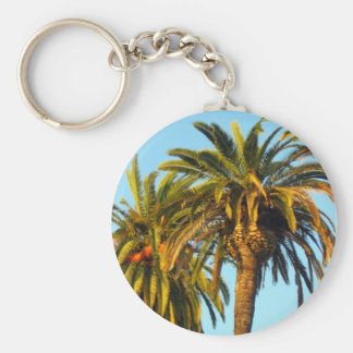 Palm Tree Key Ring