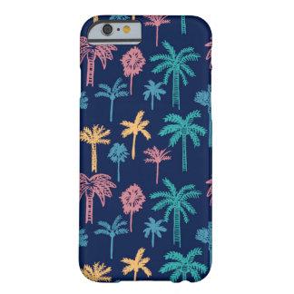 Palm Tree Leaf Pattern iPhone 6 Case