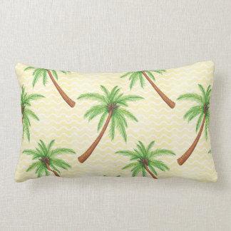 Palm Tree Lumbar Cushion