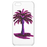Palm Tree Magenta The MUSEUM Zazzle Gifts iPhone 5C Cases